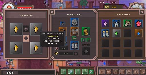 Kaion Tale - MMORPG android2mod screenshots 24