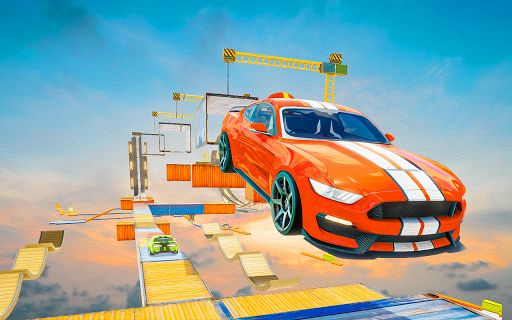 Mega Ramp Car Simulator Game- New Car Racing Games 1.4 screenshots 1