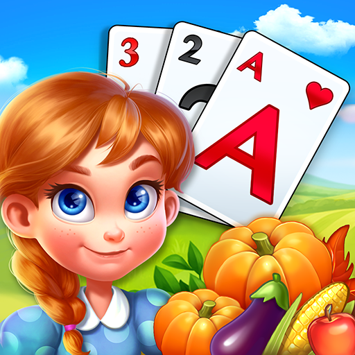 Solitaire Tripeaks: Farm Adventure