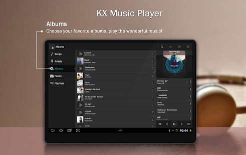 KX Music Player