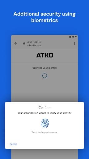 Okta Verify 6.1.1 Screenshots 5