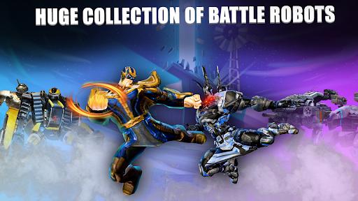 Robot Game 3D Fight: Transformers Games 2021  screenshots 6