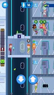 Hotel Elevator: Idle Fun Simulator Concierge Mania Mod Apk 2.0.4.335 (Unlimited Money) 5