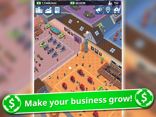 Idle Casino Manager - Business Tycoon Simulator goodtube screenshots 13