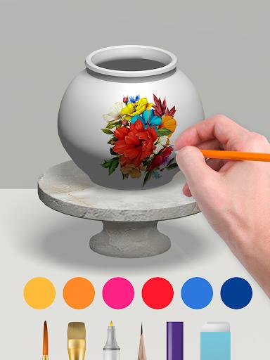 Pottery Masteru2013 Relaxing Ceramic Art 1.3.9 Screenshots 21