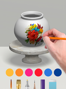 Pottery Masteru2013 Relaxing Ceramic Art 1.4.1 Screenshots 13