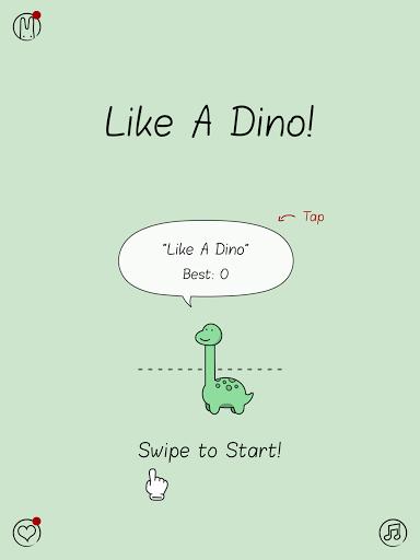 Like A Dino! 2.1.1 screenshots 9