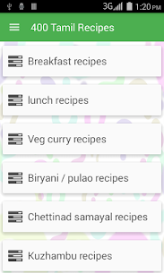 Tamil Recipes  Apps For Pc – Safe To Download & Install? 1