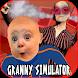 Crazy Granny grandma Simulator funny game