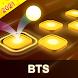 BTS Hop Ball: Dancing Ball Music Tiles Road 3D! - Androidアプリ