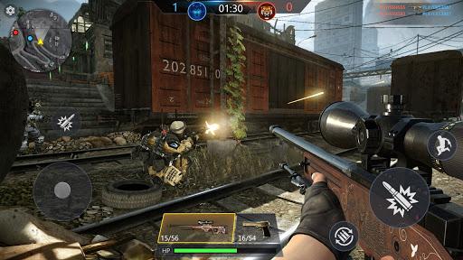 FPS Online Strike - Multiplayer PVP Shooter screenshots 2