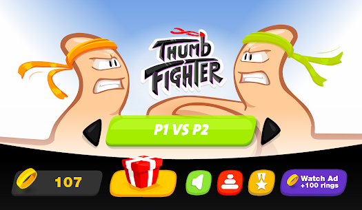 Thumb fighter Apk (MOD, Unlimited) Latest Download 1
