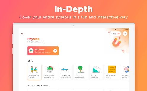 BYJU'S – The Learning App Screenshot