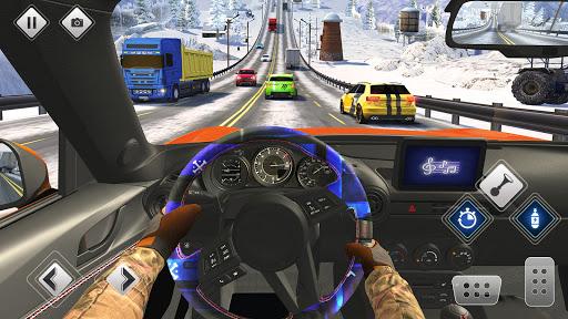 Highway Driving Car Racing Game : Car Games 2020 apktram screenshots 3
