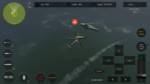 Air Scramble : Interceptor Fighter Jets  screenshots 8