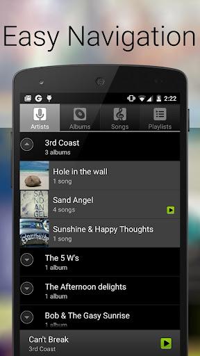 Music Player screenshot 4