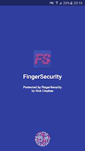 FingerSecurity Premium v3.13 Cracked APK 1