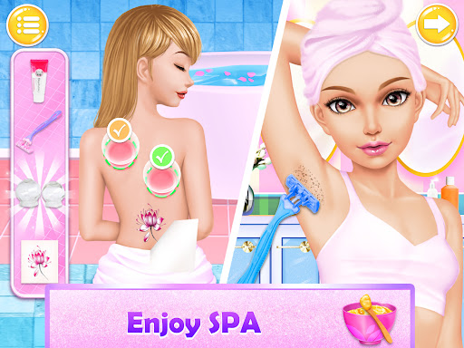Makeover Games: Makeup Salon Games for Girls Kids 1.4 screenshots 5