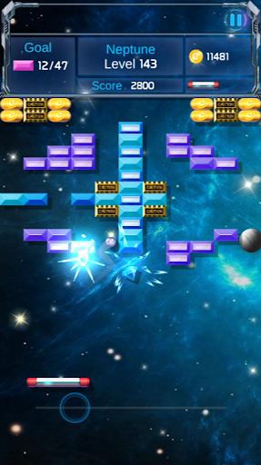 Brick Breaker : Space Outlaw 1.0.29 screenshots 6