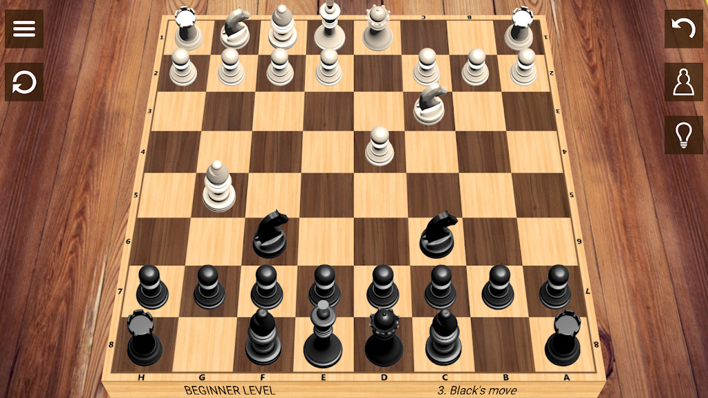 Chess poster 12
