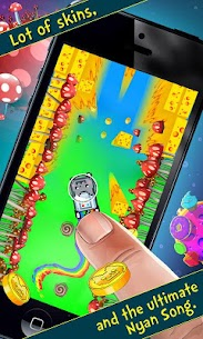 Nyan Cat: The Space Journey Mod Apk 1.05 (A Lot of Gold Coins) 4
