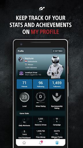 Gran Turismou00ae Sport Companion  Screenshots 3