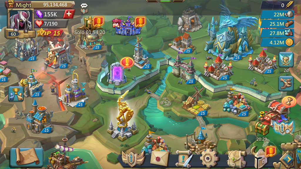 Lords Mobile: Tower Defense poster 18