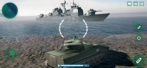 War Machines: Tank Battle - Army & Military Games  screenshots 17