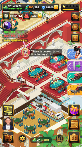 Idle Casino Tycoon 2.2 screenshots 6