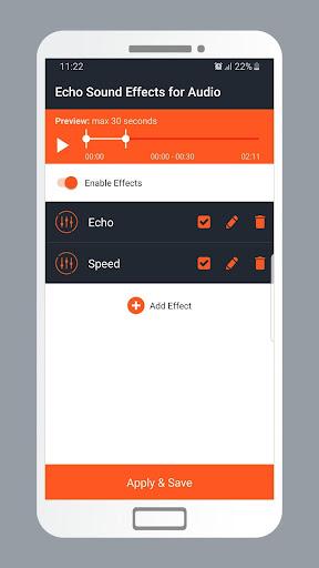 Echo Sound Effects for Audio  Screenshots 3