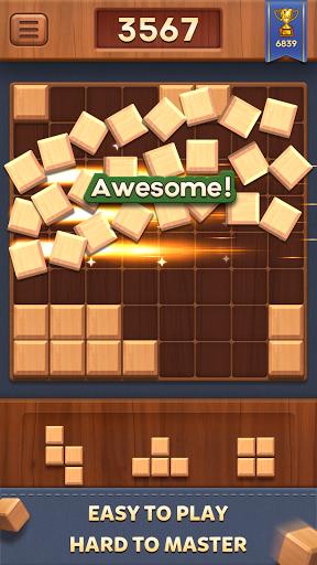 Woodagram - Classic Block Puzzle Game 2.1.12 screenshots 5