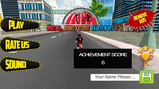 Bicycle Racing 3d : Extreme Racing  screenshots 6