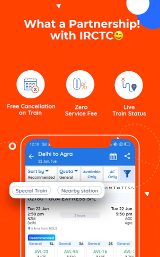 Goibibo Travel App-Hotel, Flight, IRCTC Train, Bus apktram screenshots 6