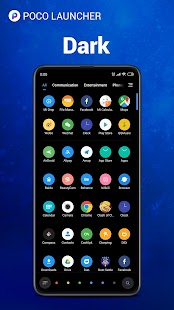 POCO Launcher 2.0 - Customize,  Fresh & Clean Screenshot