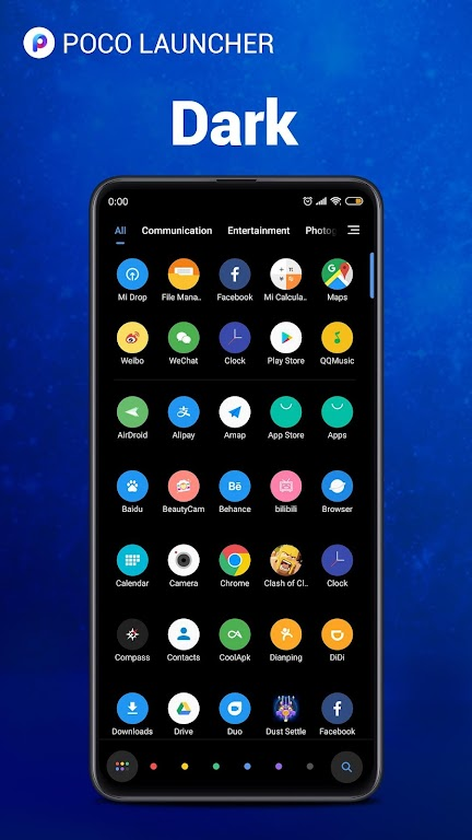 POCO Launcher 2.0 - Customize, Fresh & Clean  poster 0