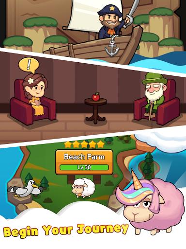 Sheep Farm : Idle Games & Tycoon screenshots 16