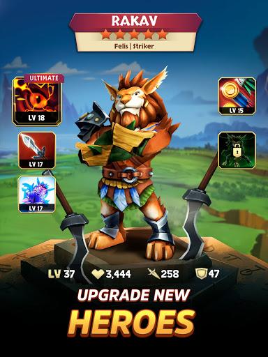 Kingdom Boss - RPG Fantasy adventure game online  screenshots 9