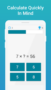 Math Exercises for brain, Math Riddles, Puzzle Apk 3