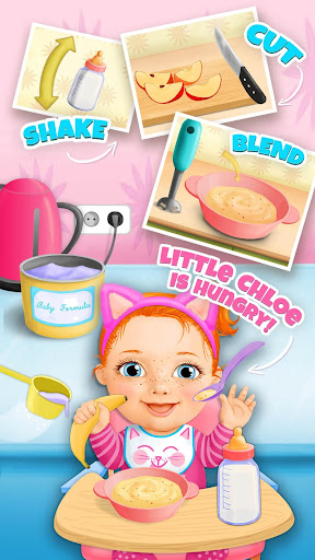 Sweet Baby Girl Daycare 4.0.10129 Screenshots 2