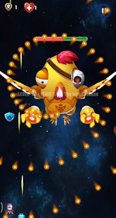 Space Shooting: Galaxy War