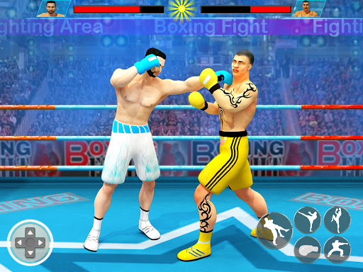 Punch Boxing Warrior: Ninja Kung Fu Fighting Games 3.1.7 screenshots 12