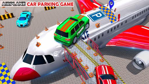Airplane Car Parking Game: Prado Car Driving Games 2.0 screenshots 2