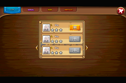 Haki: The Lost Treasure apklade screenshots 2
