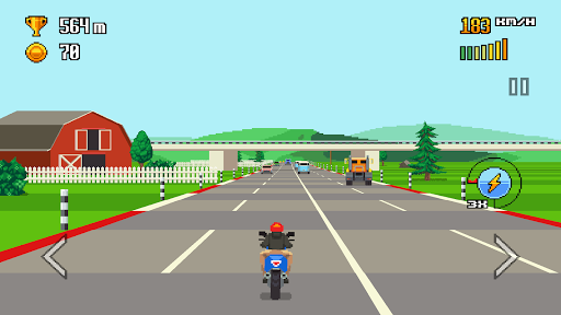 Download Retro Highway 1.0.40 screenshots 1