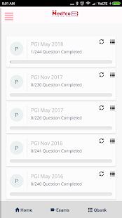 PGI Chandigarh Authentic Questions