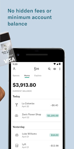 N26 Mobile Banking  Paidproapk.com 2