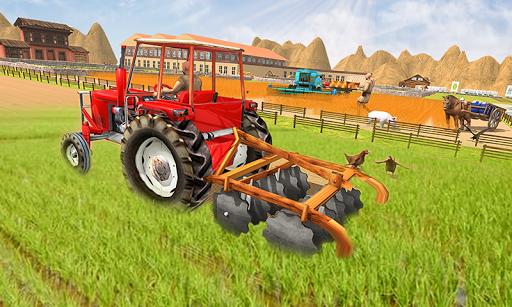 New Milford Tractor Farming Organic SIM Games 2019 apkdebit screenshots 4