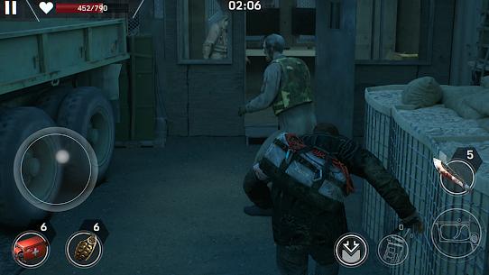 Left to Survive: Dead Zombie Shooter. Apocalypse (MOD APK, Instant Recharge/High Damage) v4.7.4 2