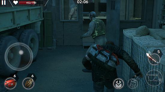 Left to Survive: Dead Zombie Shooter. Apocalypse 4.7.2 Screenshots 2