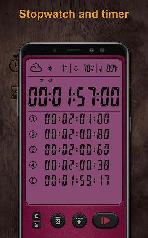 Alarm clock Pro  poster 6